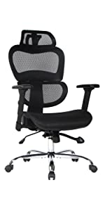 Amazon Com Smugdesk Viva00881 Office High Back Mesh