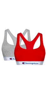 Champion; bra; underwired bra, champion bra; sportswear.