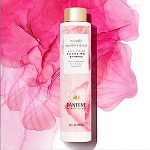 moisturizing shampoo for dry frizzy hair restore moisture hydration softness silky strong hair