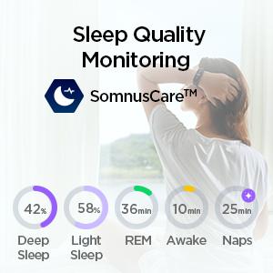 Monitoreo del sueño por Somnus Care