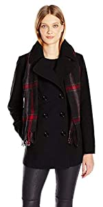Wool, Coat, Wool Coat, Peacoat, Outerwear