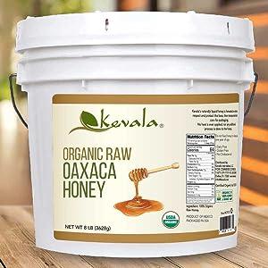 Raw Honey, Organic Honey, Non GMO Honey, Organic Sweetener, Healthy sweetener, natural sweetener