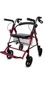 Mobiclinic, Modelo Caleta, Andador para ancianos, mayores ...