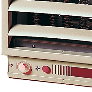 thermostat, built-in, heater