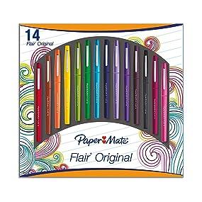 Paper Mate Flair Original Felt Tip Pen