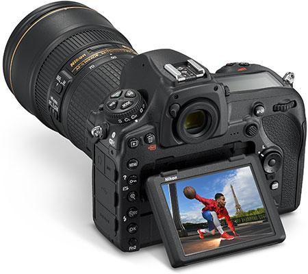 Amazon.com : Nikon D850 FX-Format Digital SLR Camera Body