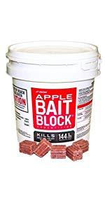 Bait block