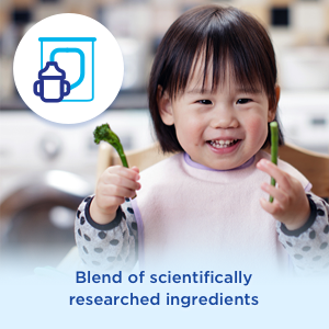 Blend of scientifically researched ingredients