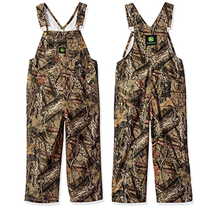 John Deere Kids, overalls, bibs