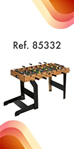 ColorBaby - Mesa Air Hockey CBGames (85330): Amazon.es: Juguetes y ...