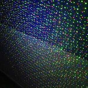 laser christmas lights - Blue And Green Christmas Lights