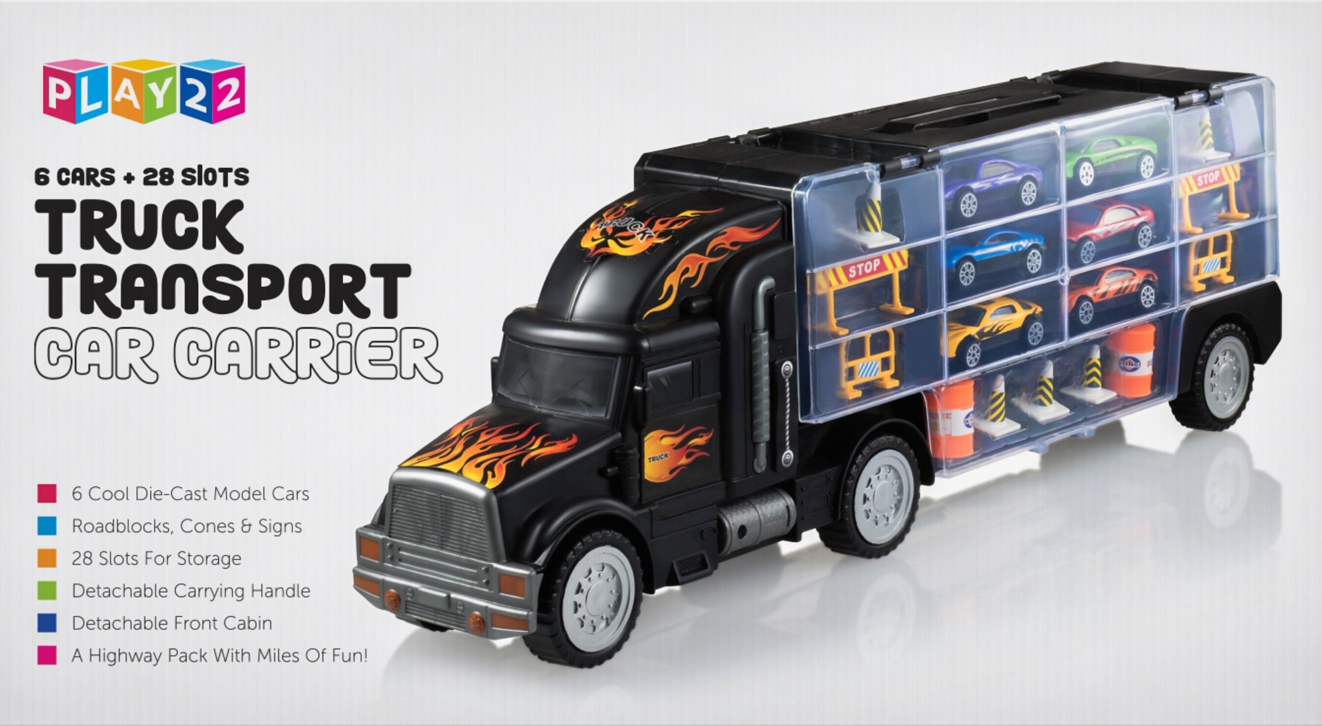 Best Truck Games