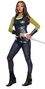 Fato de Gamora para adulto
