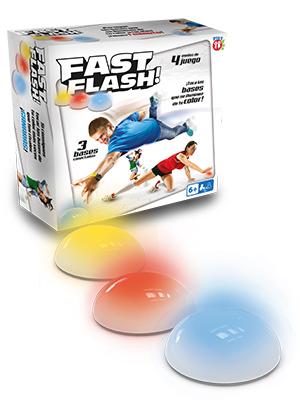 IMC Toys Play Fun, Fast Flash, Juego de habilidad (91719): Amazon.es: Juguetes y juegos