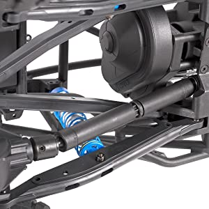 Detail image of Wildboar driveshafts and suspension