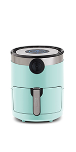 Air; fryer; fry; electric; digital; compact; family