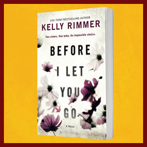 Kelly Rimmer NYT bestselling author new york times historical Things We Cannot Say women's fiction