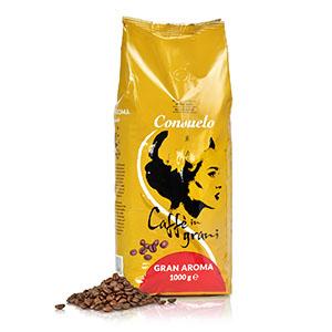 Café en grano italiano Consuelo Gran Aroma, 1 kg