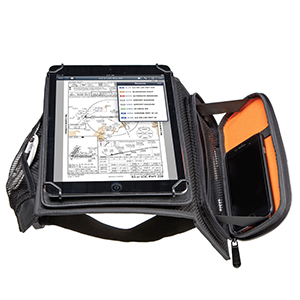 """Flight Outfitters 10.5/"""" iPad Air Pilot Kneeboard New Model Small New"""