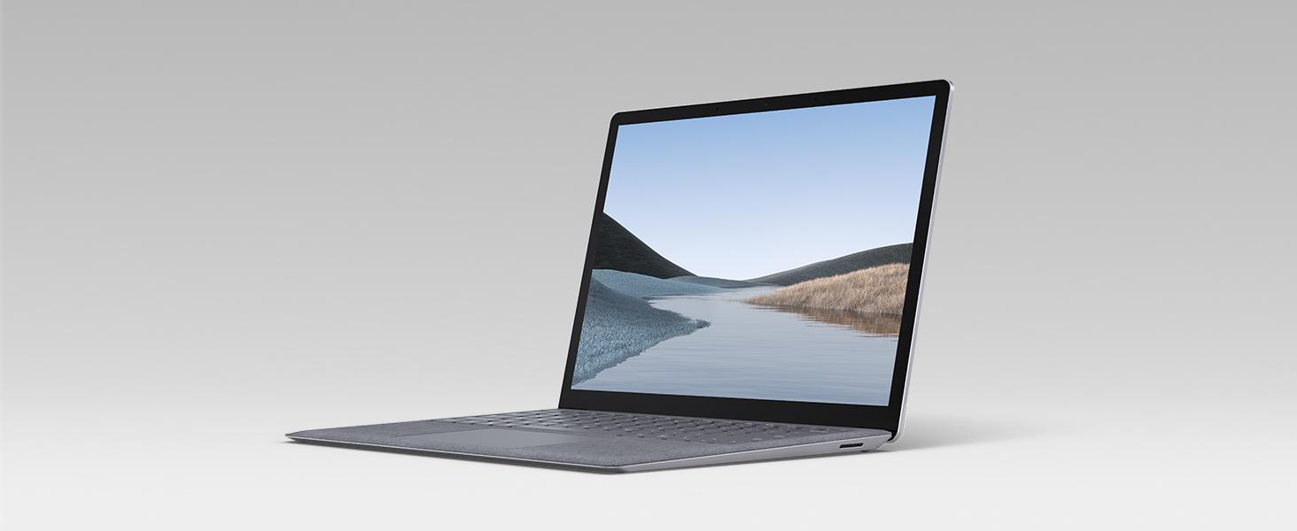 Microsoft Surface Laptop 3 13 5 Zoll Laptop Platin Computer Zubehör