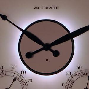light up clock