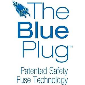 lasko blue safety plug