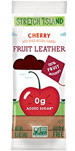 Stretch Island Fruit Co Fruit Leather Orchard Cherry