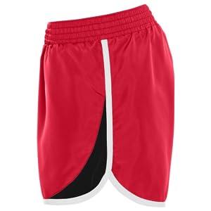 Augusta Sportswear Girls Pulse Team Shorts Athletics Running Activewear