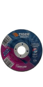 Tiger Ceramic Combo Wheels