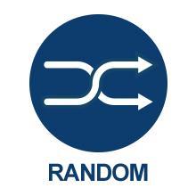funzione random; impostazione vacanze; electraline