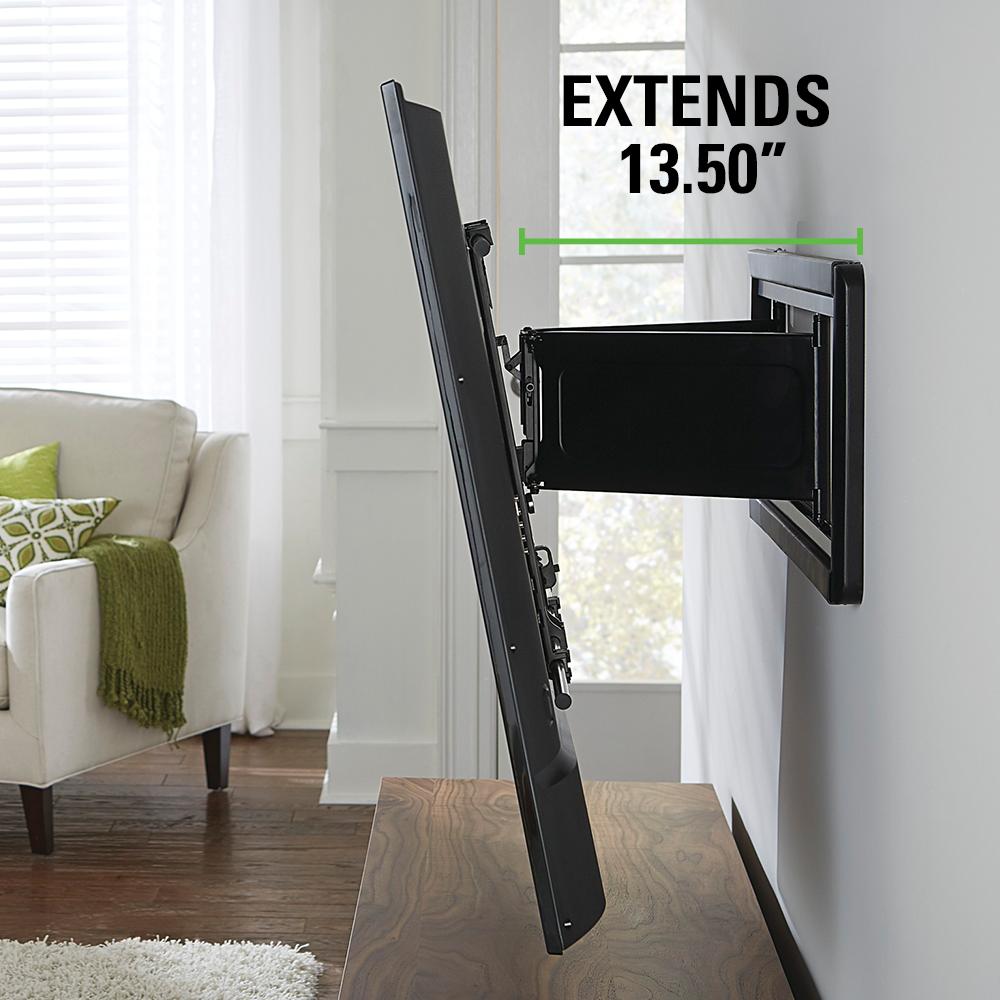 Amazon Com Sanus Premium Full Motion Super Slim Tv Wall