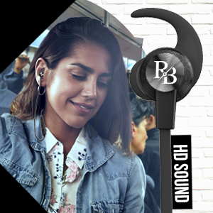 Rhythm&Blues A10BT in Ear Wireless Earphones (Black)