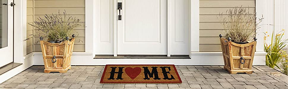 mat door rug outdoor mats rugs dog decor floor kitchen black home welcome indoor shoe rubber tray