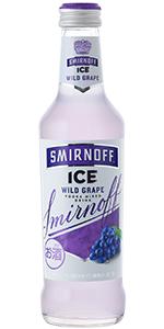スミノフ すみのふ smirnoff アイス あいす ice チューハイ プレミアムウオッカ プリスクレモネード グリーンアップルバイト ワイルドグレープ タスカンレモネード カクテル
