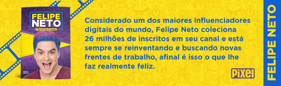 influenciador, Felipe Neto, inscritos