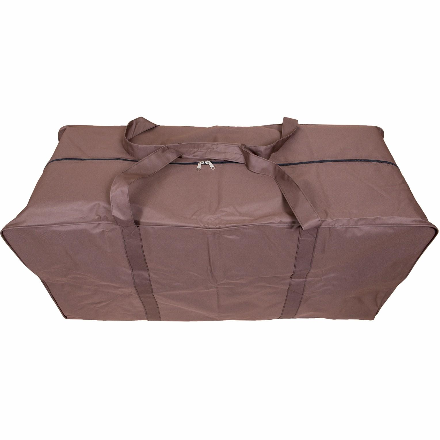 """Amazon Duck Covers Ultimate Patio Cushion Storage Bag 48"""" L"""