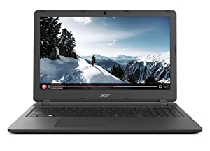 "Acer Extensa 15 EX2540-590V Notebook con Processore Intel Core i5-7200U, RAM da 4GB DDR3, 500 GB HDD, DVD, Display 15.6"" HD LED LCD, Scheda grafica Intel HD 620, Linux, Nero"