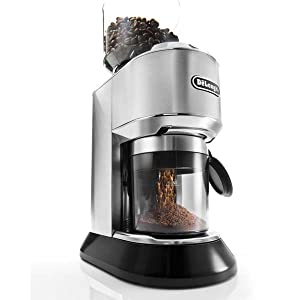 coffee grinder DeLonghi