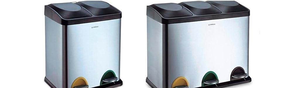 Cubo de Reciclaje Step Bin
