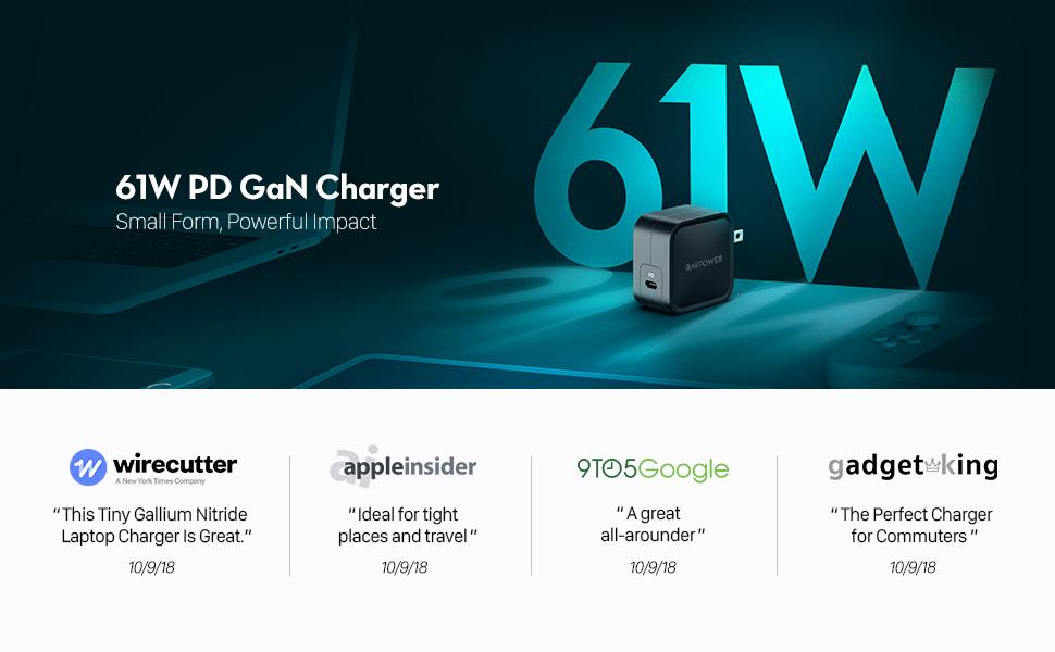 PD GaN charger