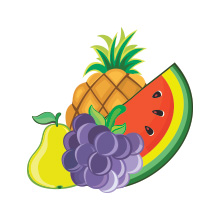 Tutti Frutti Flavored