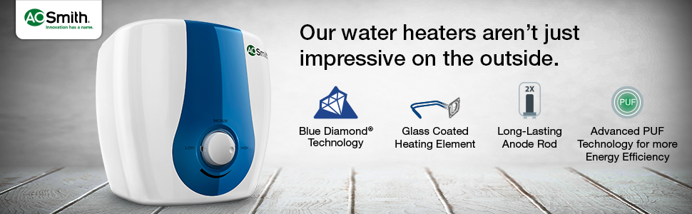 Water Heaters SDS-Green series water geysers
