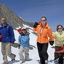 snow sled family