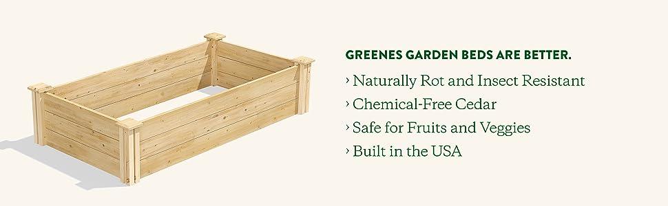 Greenes Garden Beds Are Better