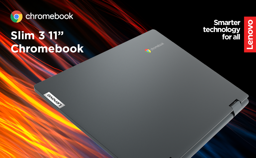 "Lenovo Slim 3 11"" Chromebook"