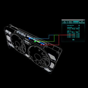 EVGA GeForce GTX 1080 Ti SC2 Gaming, 11GB GDDR5X, iCX Technology - 9  Thermal Sensors & RGB LED G/P/M, Asynch Fan, Optimized Airflow Design  Graphics