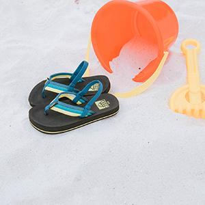 REEF BOYS AHI SANDALS Aqua//Green Reef Clothes Shoes /& Accessories Boys/' Shoes