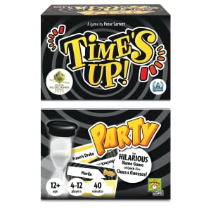 times up party box front