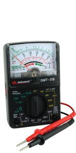 Gardner Bender Analog Multimeter, GMT-318