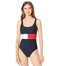 Iconic One Piece Swimsuit